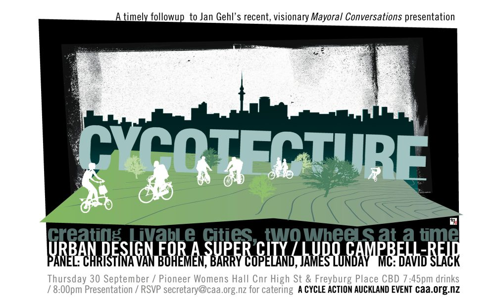 Cycotecture - Cycling Architecture Forum Branding