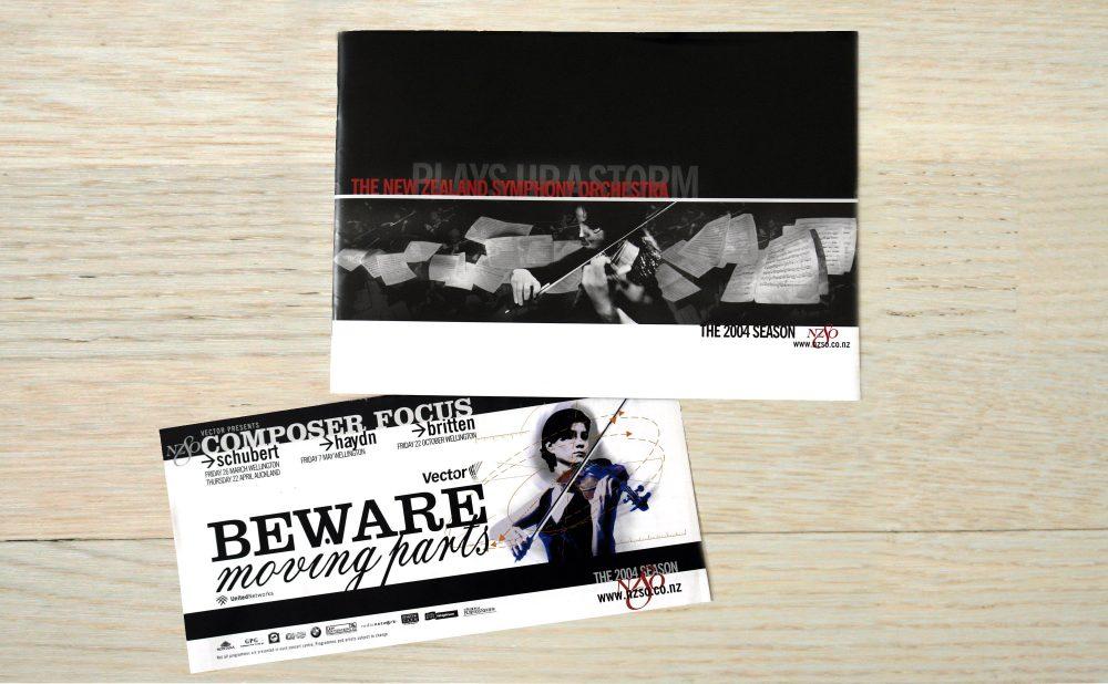 New Zealand Symphony Orchestra - ID Season Promotion