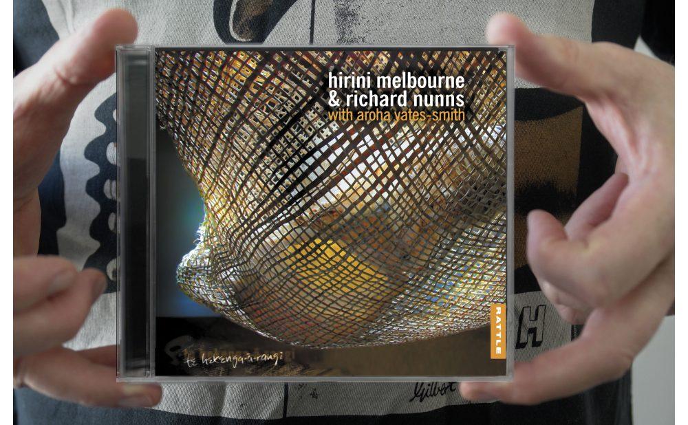 Te Hekenga-a-Rangi Album Design