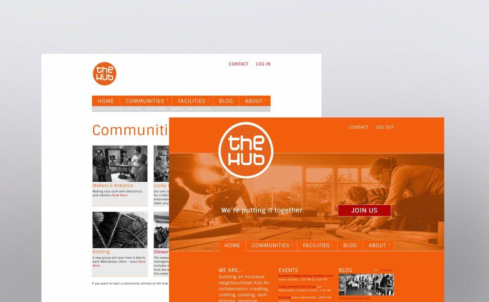 Gribblehirst Hub Site