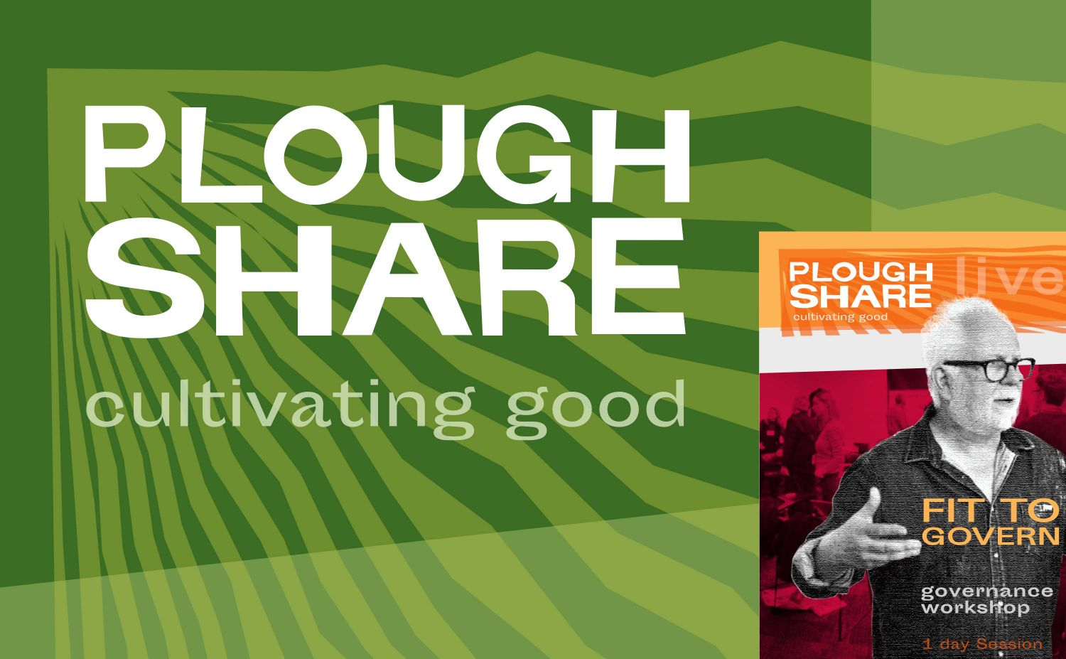 Ploughshare Consulting branding