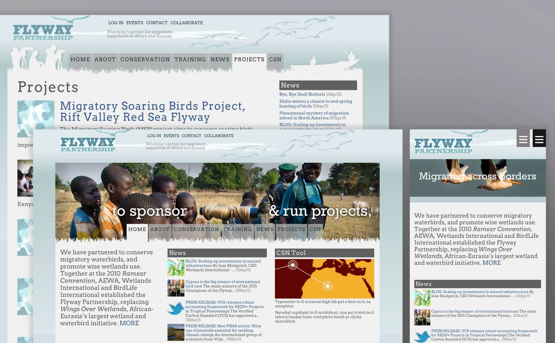 United Nations Environmental Protection –Flyway Partnership