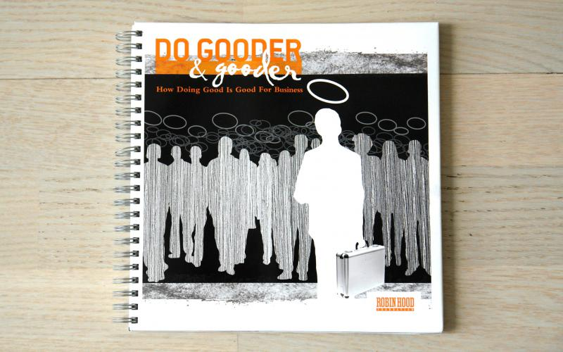 Robin Hood Foundation - Do Gooders Book - Cover