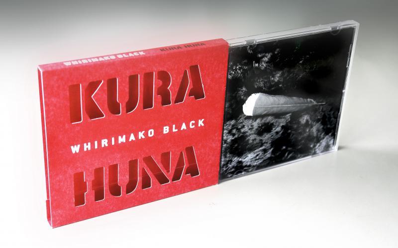 Whirimako Black  - Kura Huna - Reveal