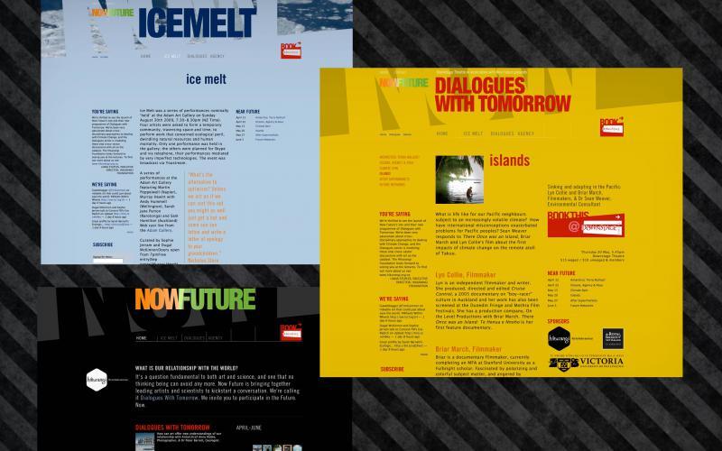 Now Future - Site
